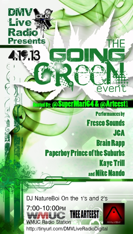 Gong Green Event