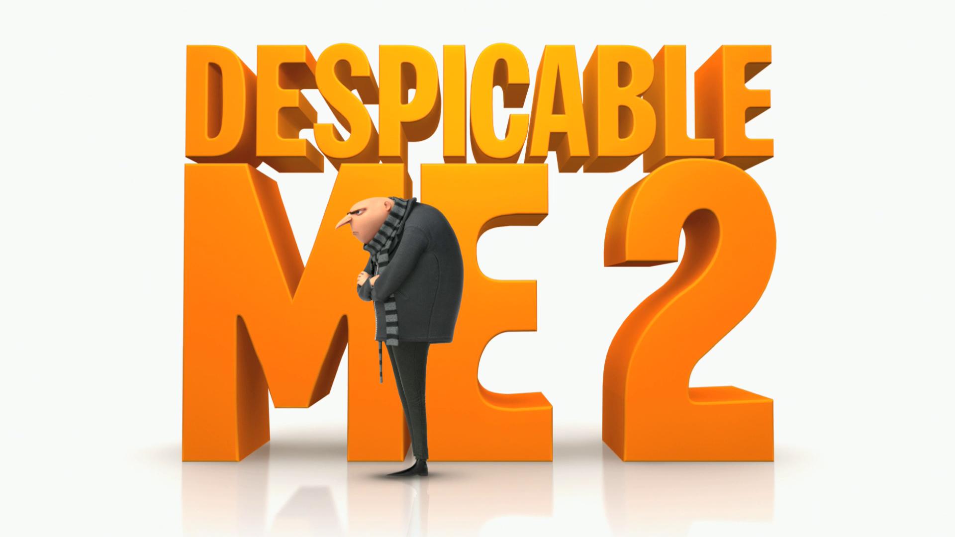 Despicable Me 2 [Official Movie Trailer]