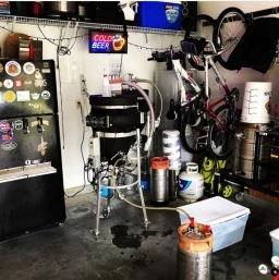 Brew and Feed Kegging