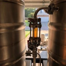 Brew and Feed Improvisational Wort traveling through Recirculating Mash