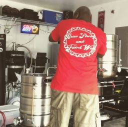 Beer and Feed Brew Day