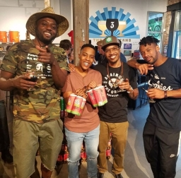 TCBC w/ Nappy Roots at 'Watermelon Chiquen & Gritz' Beer Release