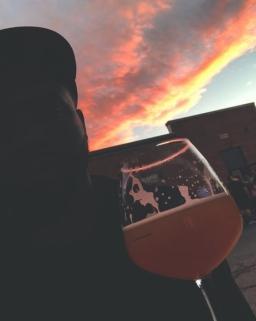 Eric w/ A Brew