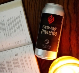 """Monkish Brewing Company - """"Ghetto Style Proverbs"""" IPA [Photo Credit: @Monkishbrewing Instagram]"""